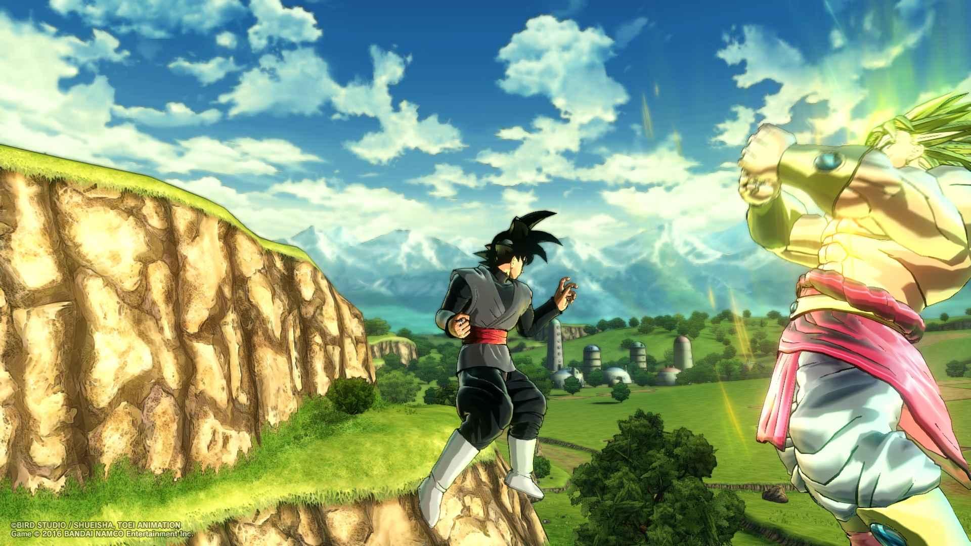 Dragon Ball Xenoverse 2 | The Nexus