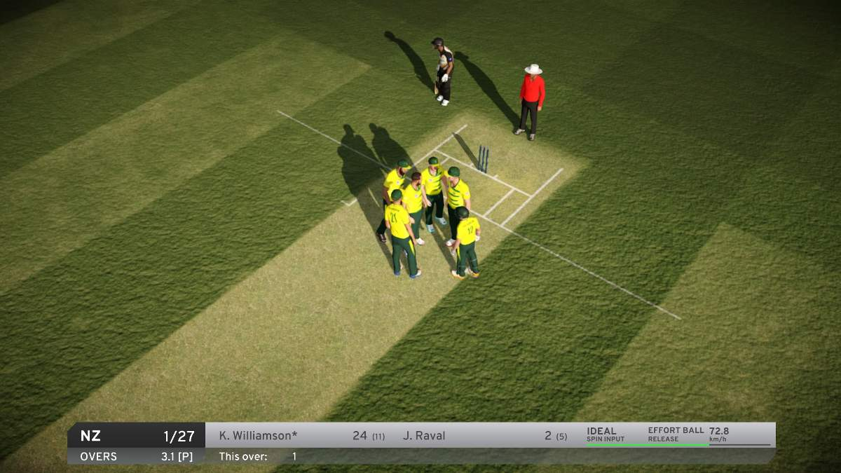Don Bradman Cricket 17 The Nexus