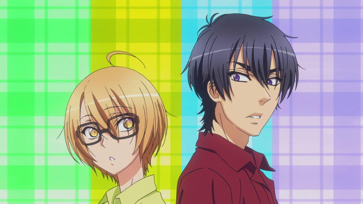 Love stage!, Anime, Anime boys, Sena Izumi, Ichijō Ryōma