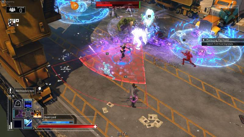 Marvel Heroes Omega – Excited Yet? | The Nexus
