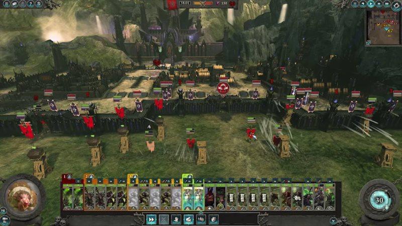 total war warhammer nexus