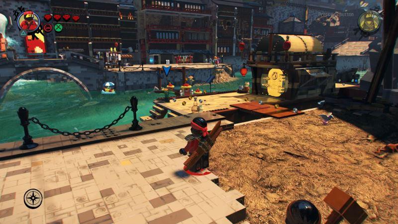 The Lego Ninjago Movie Video Game | The Nexus