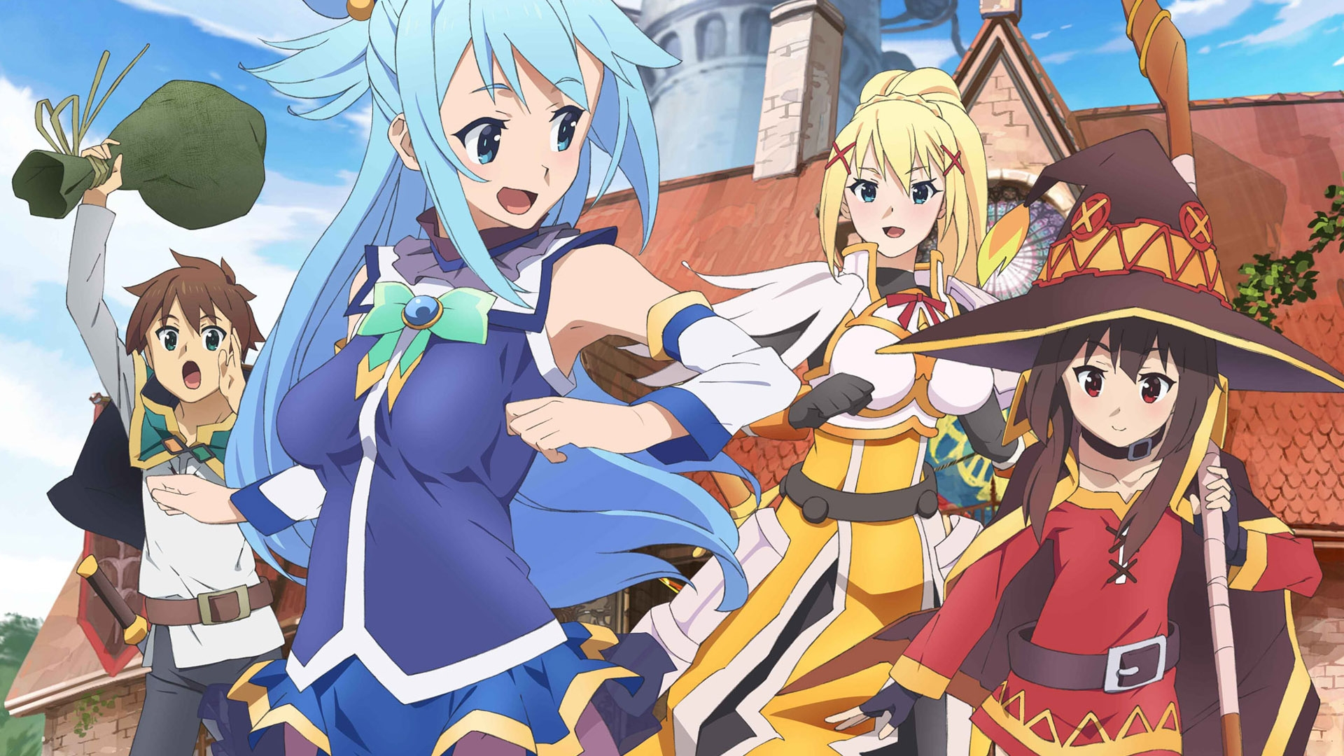 When The First Season Of Konosuba Aired I Initially Thought Little It This Was During A Time Fantasy RPG Genre Anime Almost Suffocating