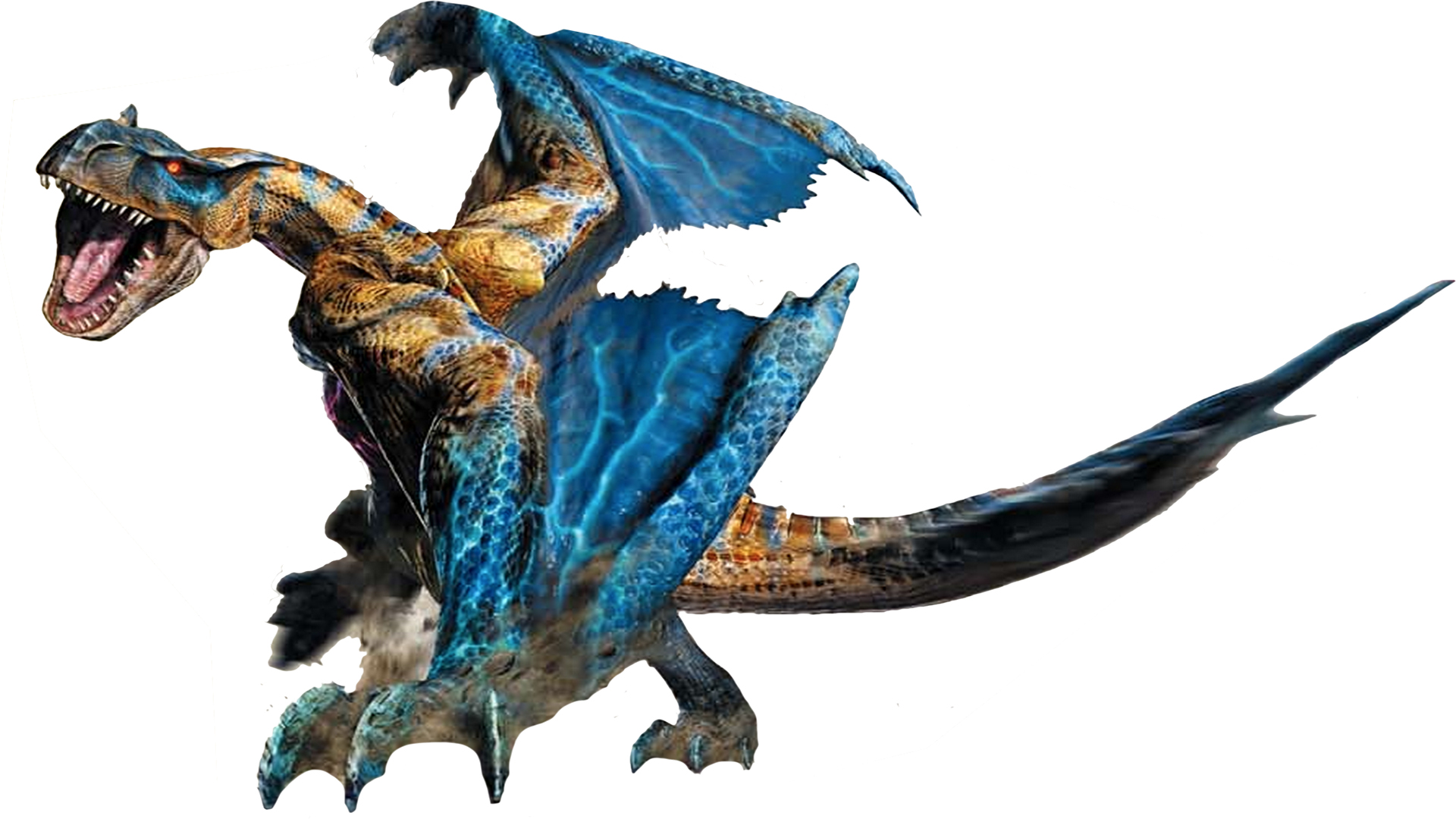 M Tigrex Monster Hunter World G...