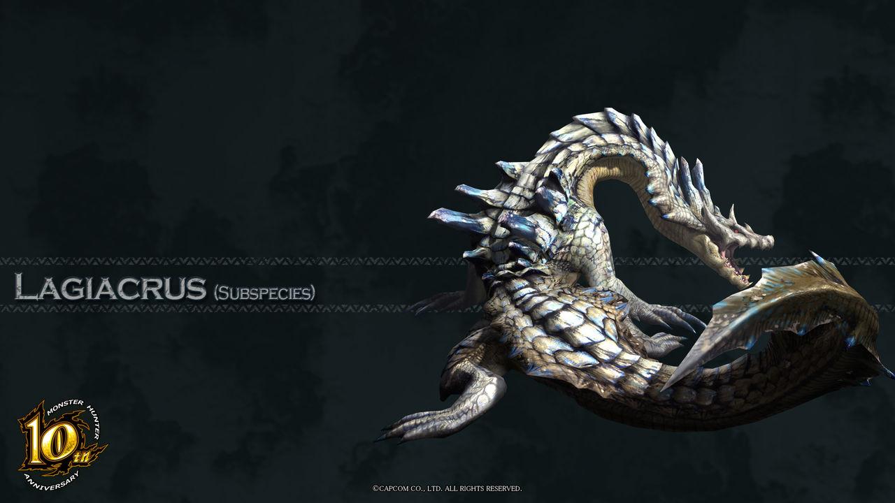 Monster Hunter World G Rank Wishlist Lagiacrus The Nexus