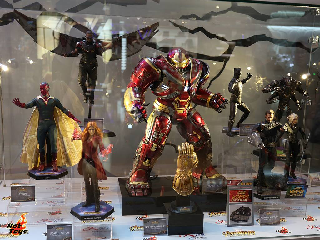 Road To Infinity War Hot Toys Wants All Your Money The Nexus Funko Pop Marvel Avenger 3 Captain America Nomad With Such Attention Detail And Cover Cost Of Expensive Licenses These Figures Carry A Hefty Price Tag One Sixth Scale Generally