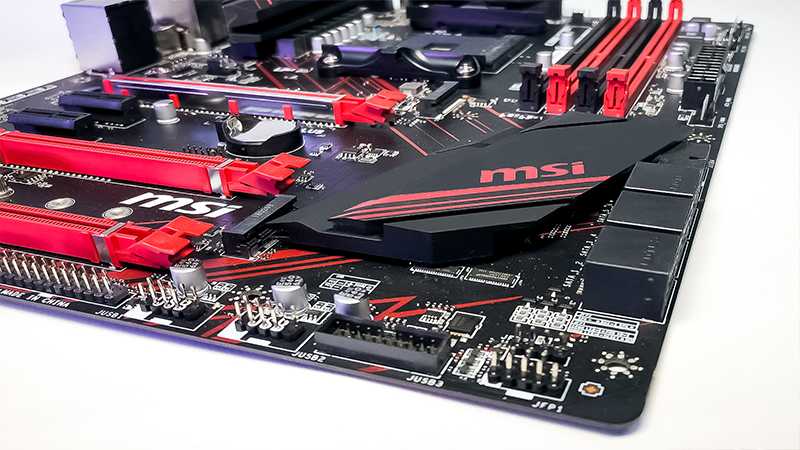 MSi X470 Gaming Plus | The Nexus
