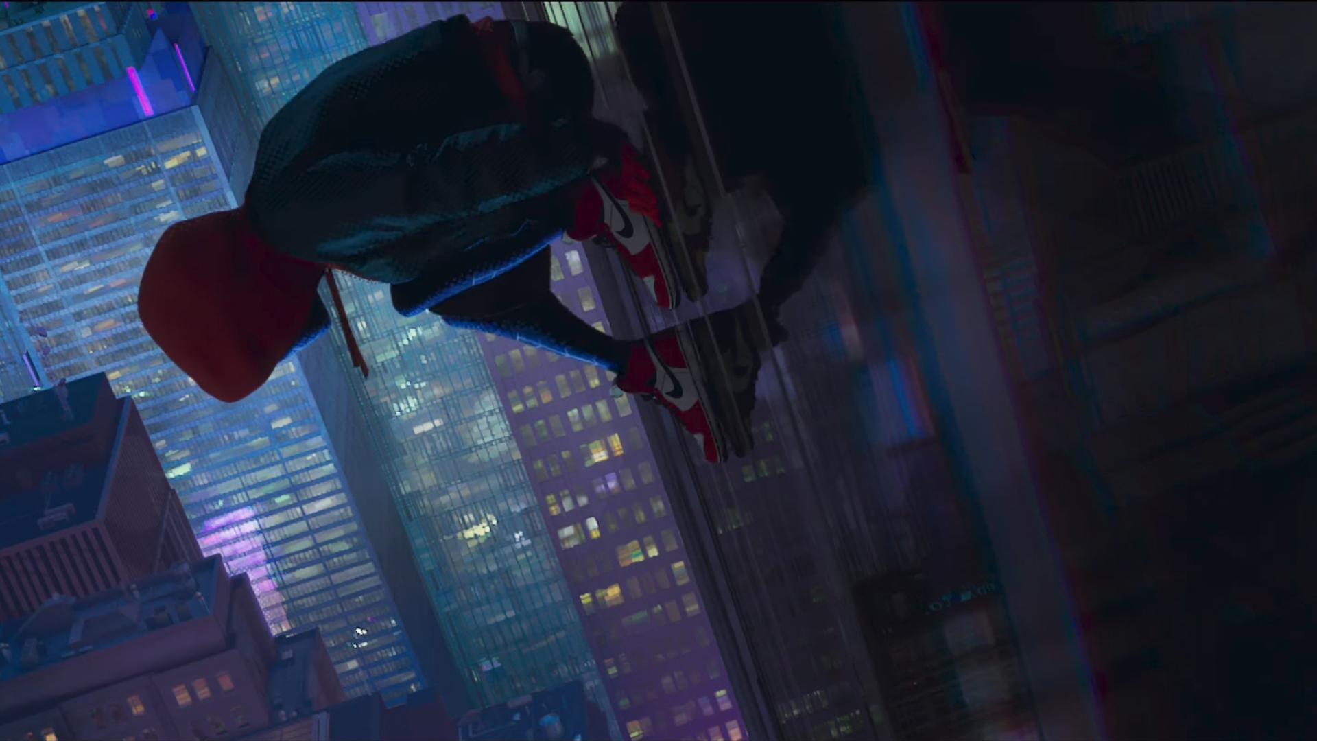 Spider Man Into The Spider Verse The Nexus