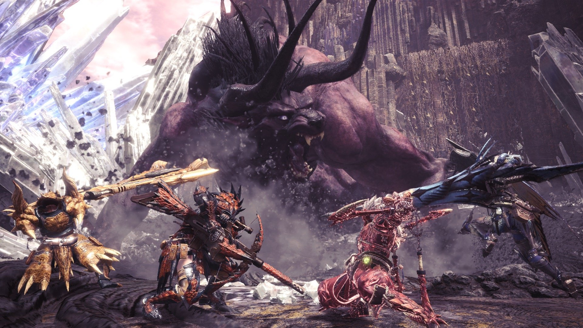 Monster Hunter World: Why You Should Play Nexus' Game of the Year