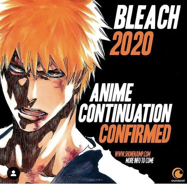 Debunked: Bleach Anime Will Not Be Returning in 2020 | The Nexus