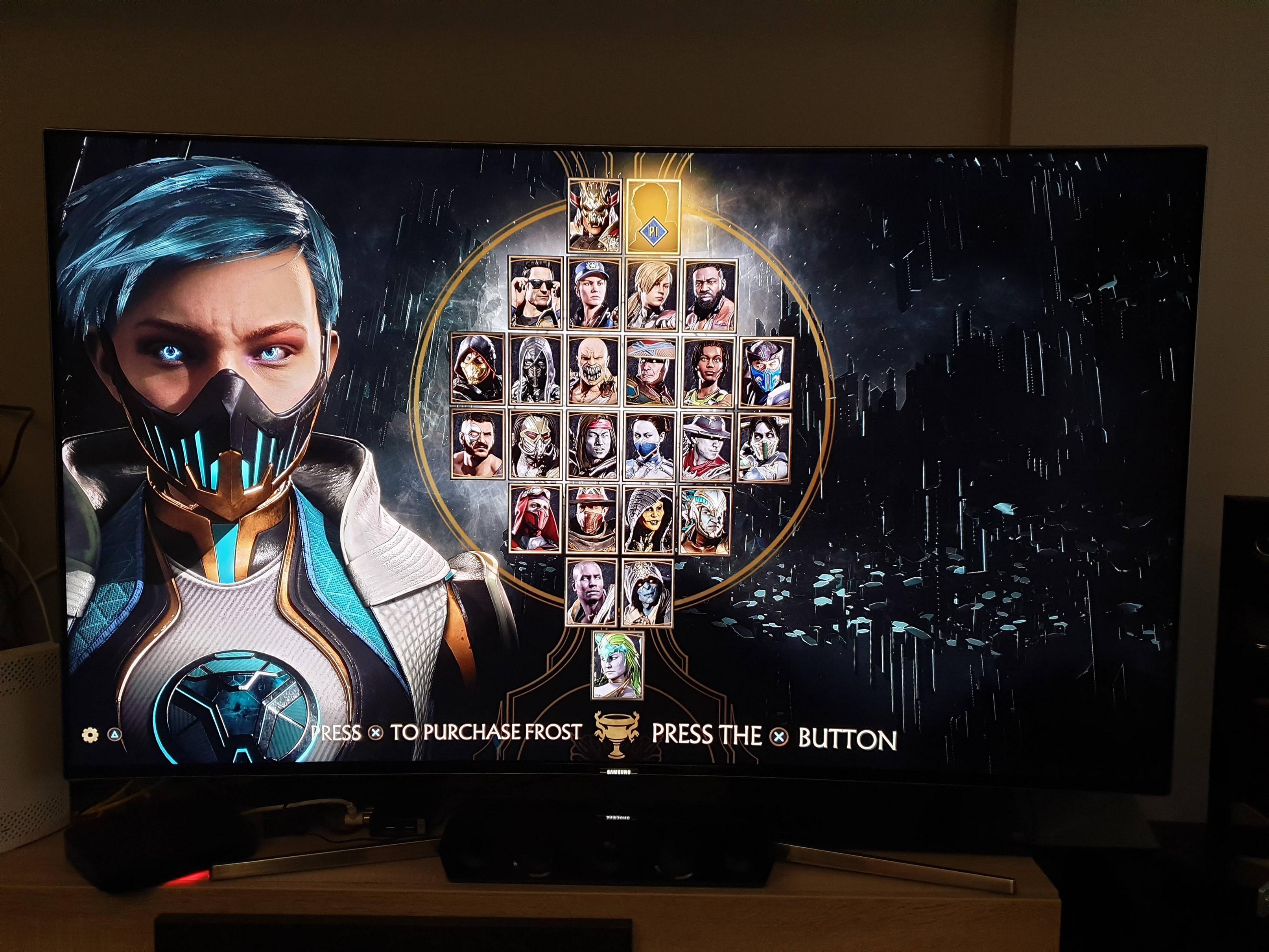 Frost is The Unlockable Character in Mortal Kombat 11 | The Nexus