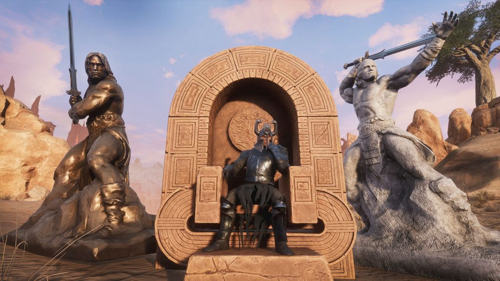 Conan Exiles How To Access Dlc Ps4