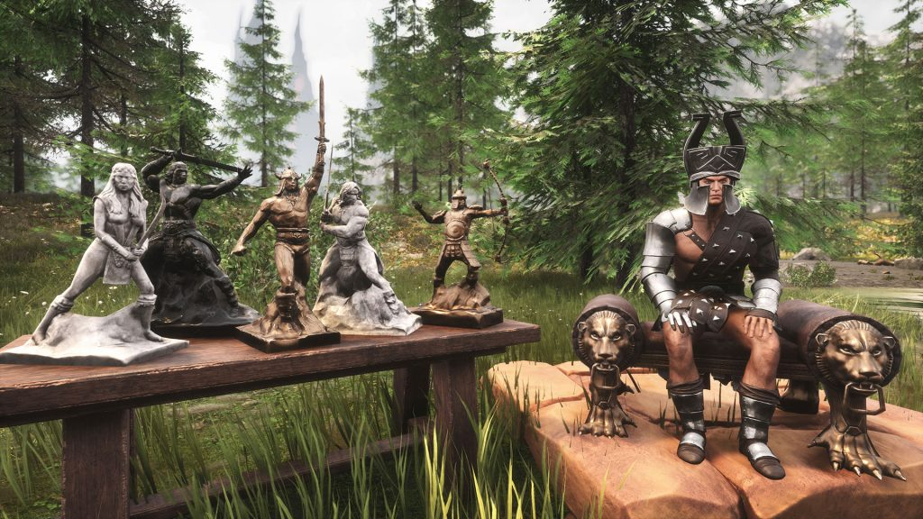 Conan Exiles Celebrates Conan The Barbarian Movie with Riddle of