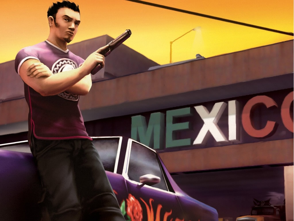 Revisiting Total Overdose: A Gunslinger's Tale in Mexico | The Nexus