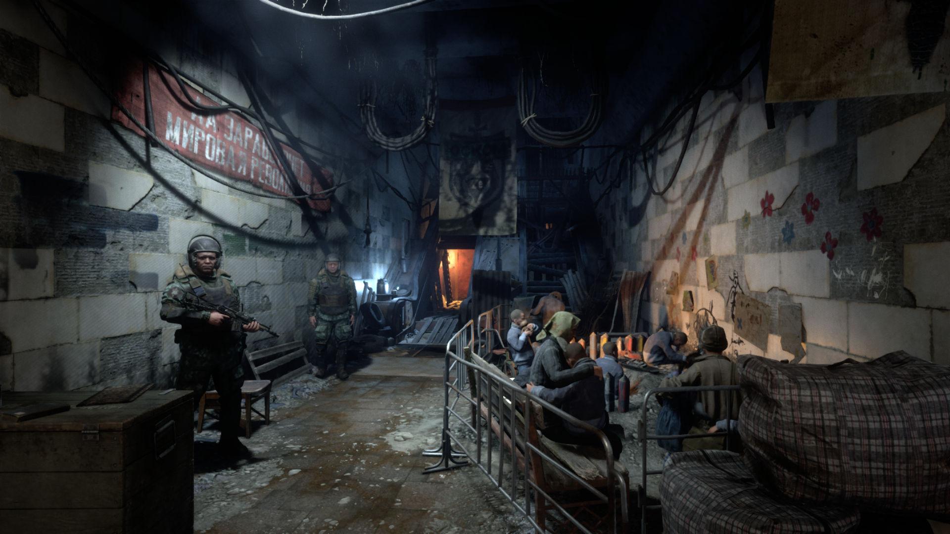 Resultado de imagem para Metro Exodus: The Two Colonels