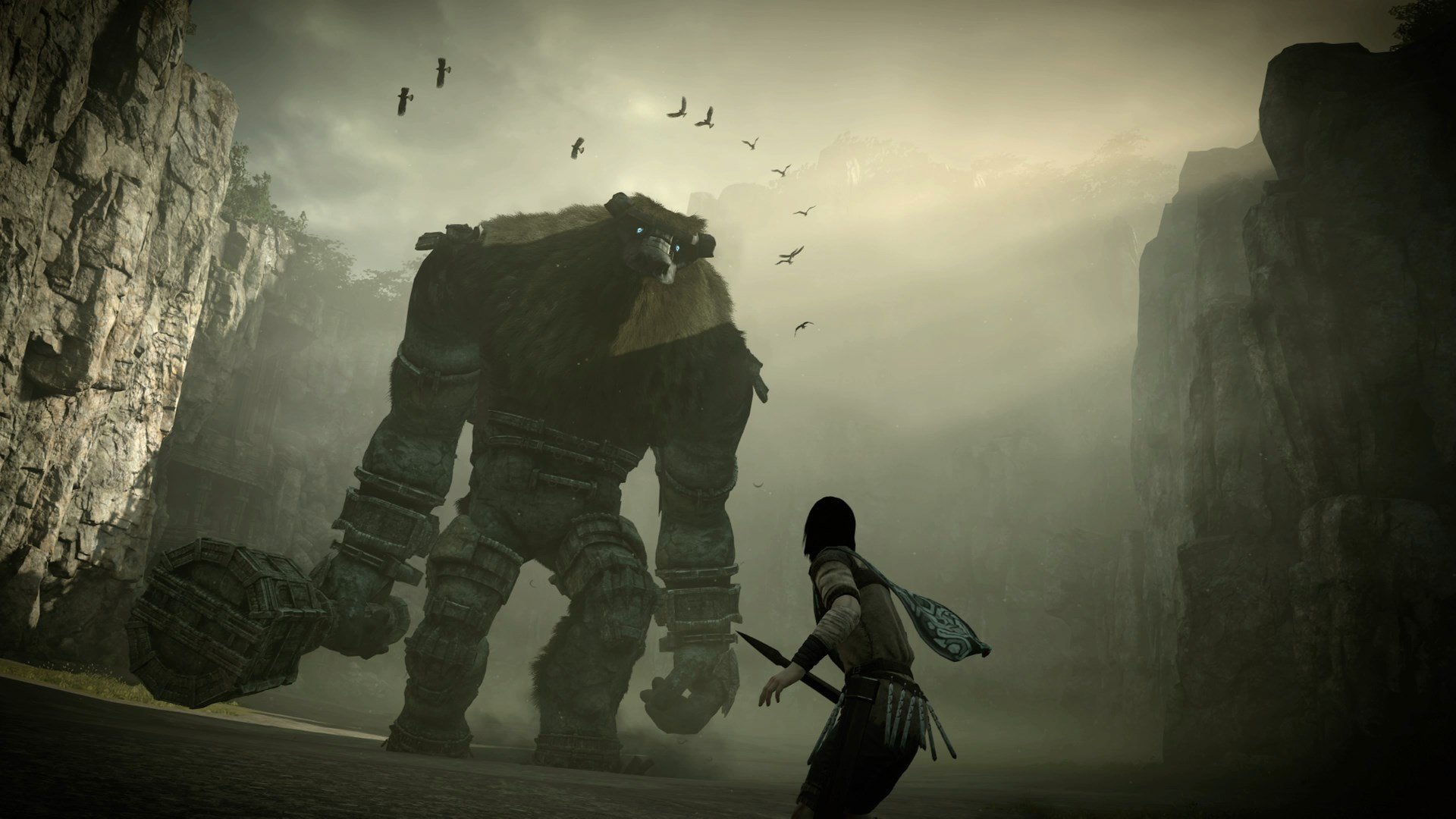 16 Reasons To Play Shadow Of The Colossus On Ps4 The Nexus