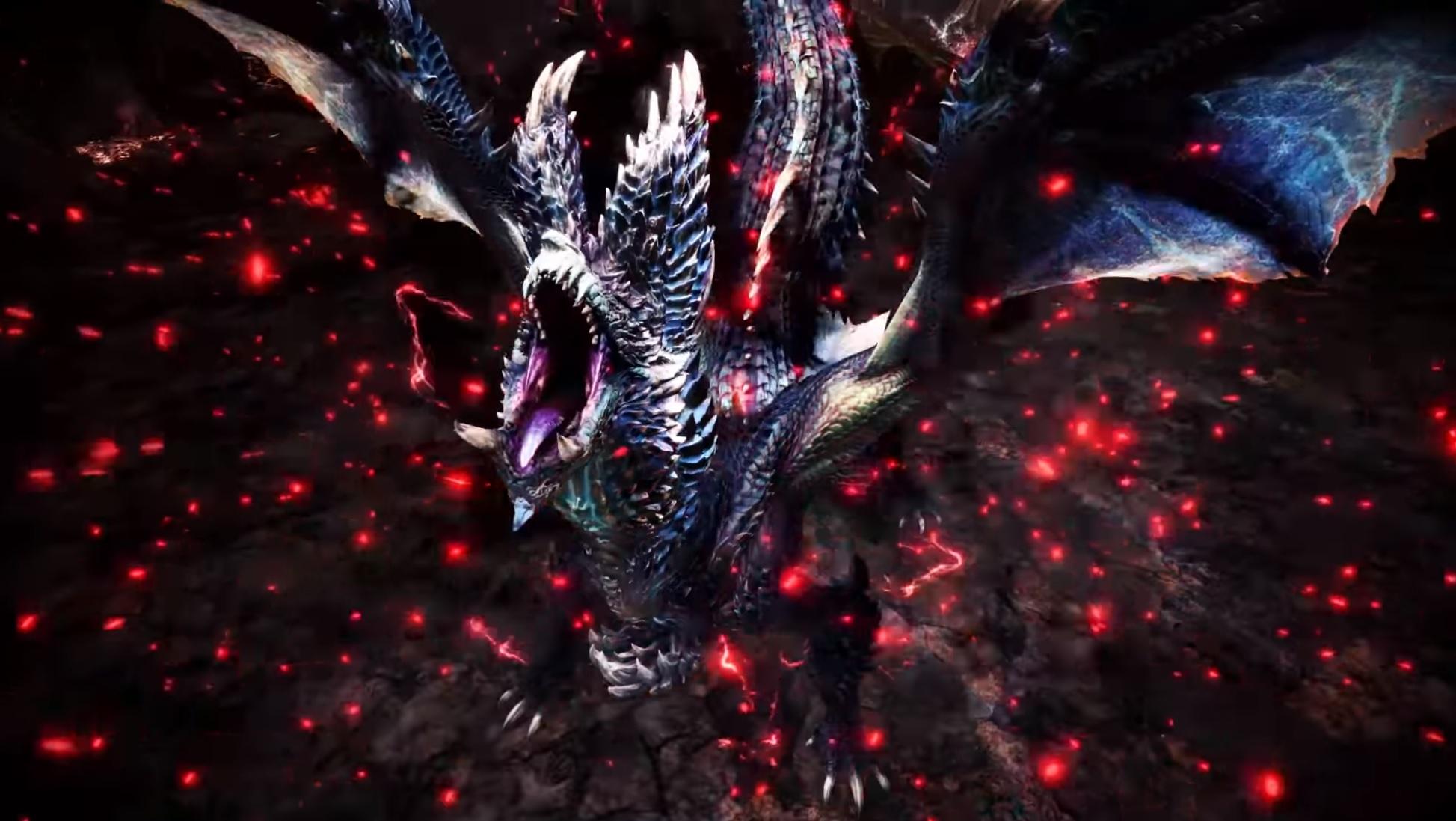 monster hunter alatreon scythe