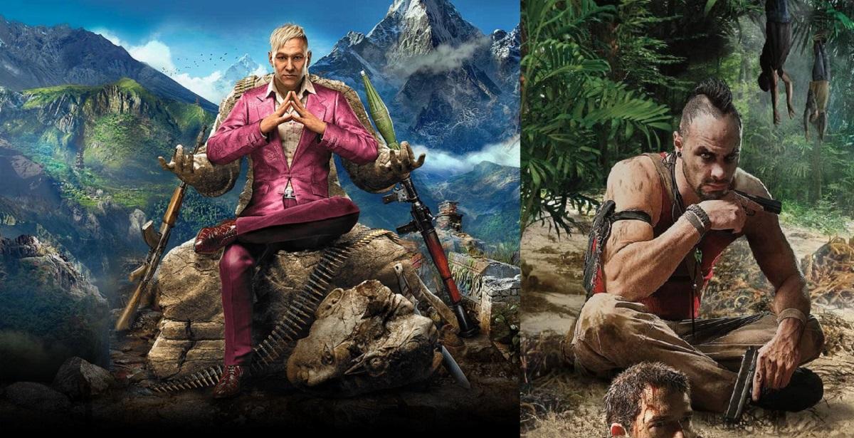 Far Cry Vaas Montenegro Vs Pagan Min The Nexus