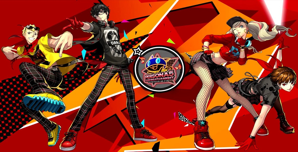 persona dancing games getting awesome crossover costumes the nexus