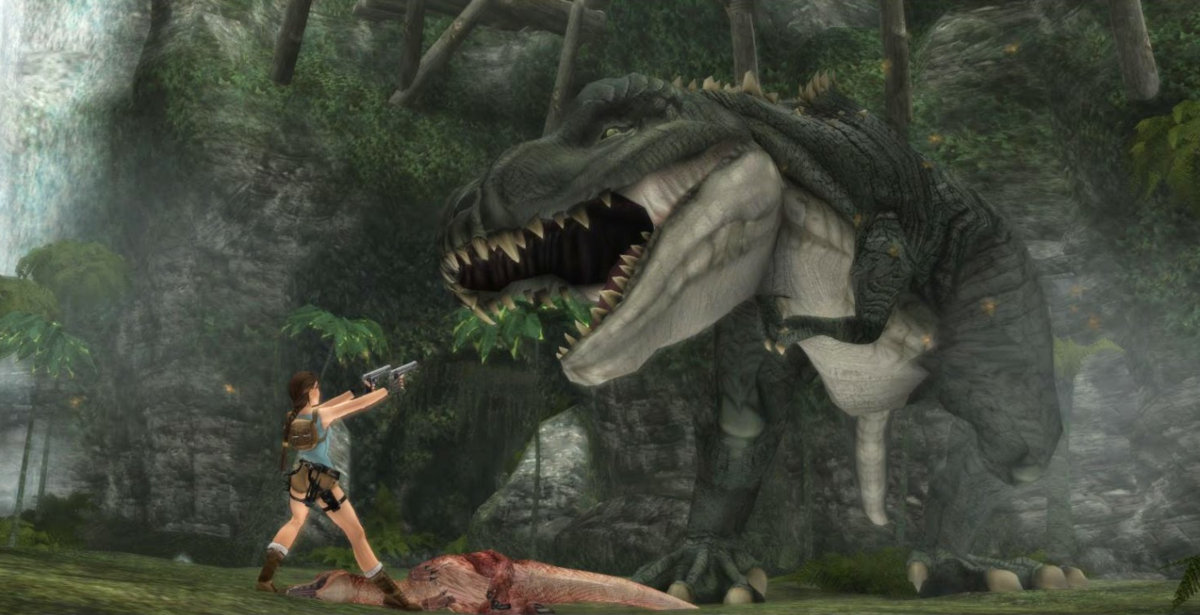 Tomb Raider Legend Anniversary And Underworld Are All Now