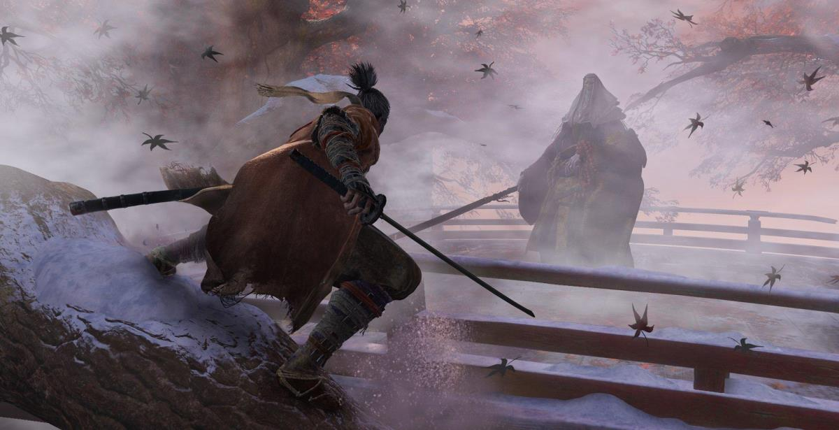 Sekiro: Shadows Die Twice Aims to Have Japanese Audio for