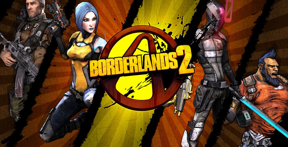 Borderlands 2 VR Announced, Comes to PlayStation VR in