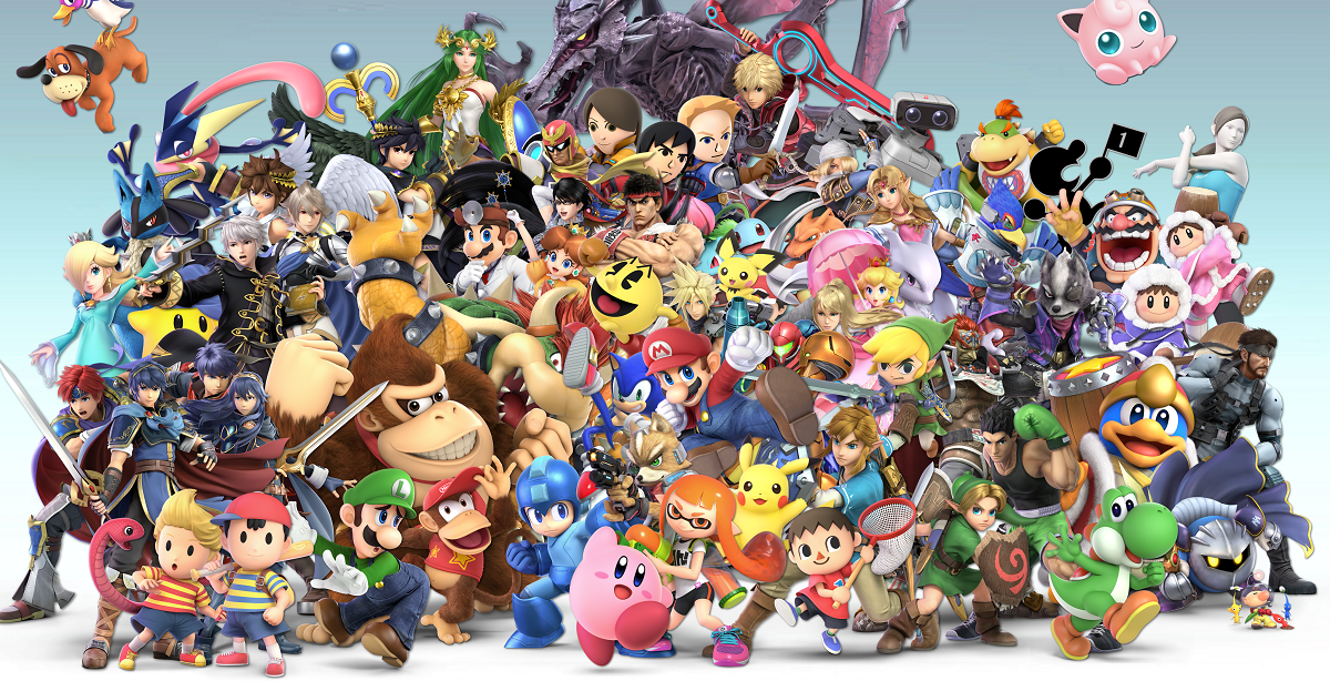 Super Smash Bros  Ultimate DLC Character Possibly Leaked | The Nexus