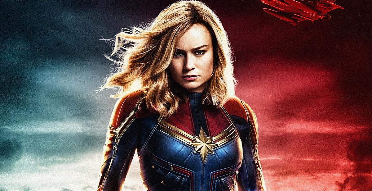 Marvel Studios New Captain Marvel Trailer Showcases Skrull