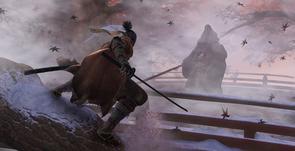 Reddit User Creates Fantastic Sekiro: Shadows Die Twice Map | The Nexus