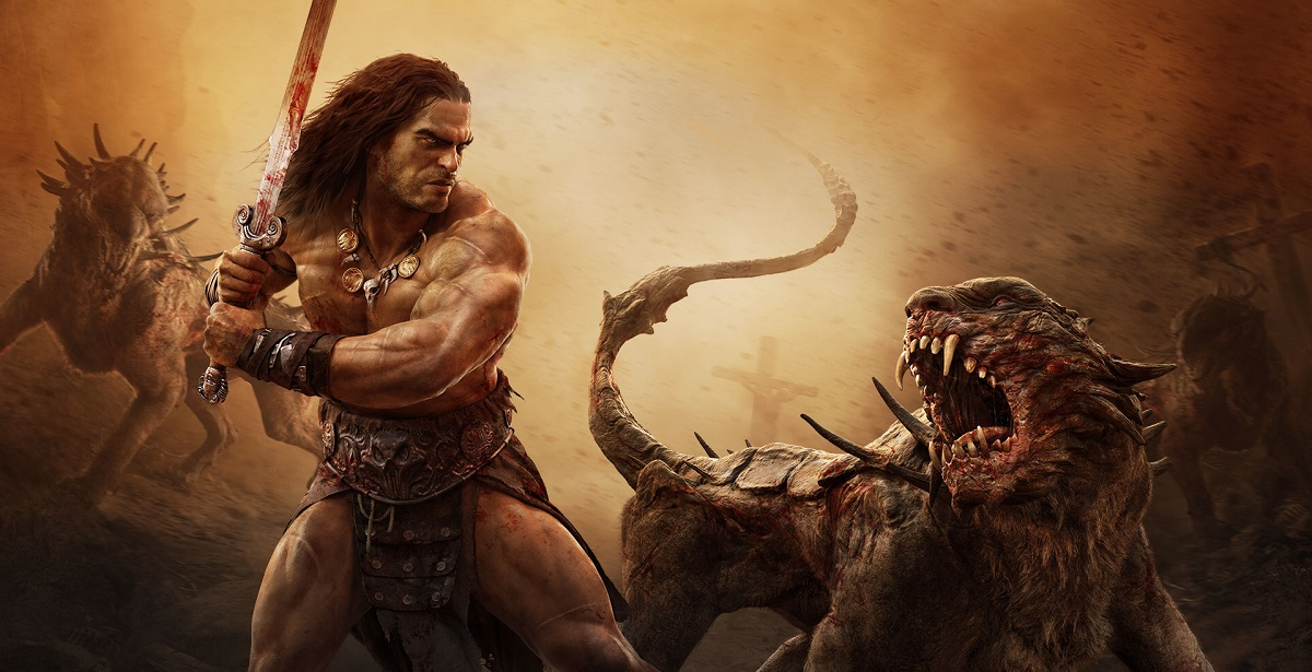Conan Exiles Celebrates Conan The Barbarian Movie with