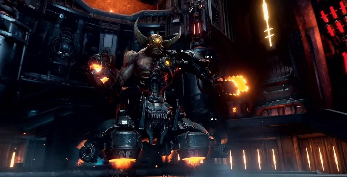 DOOM Eternal - DOOM Hunter Reveal Trailer | The Nexus