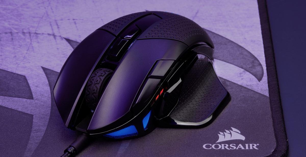 Review: Corsair Nightsword RGB | The Nexus
