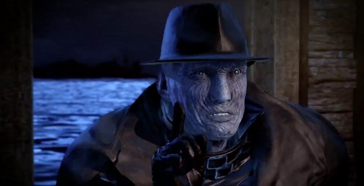 resident evil 2 remake mr x hat