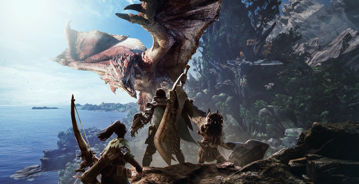 New Monster Hunter World Interview Hints At Alatreon And Fatalis