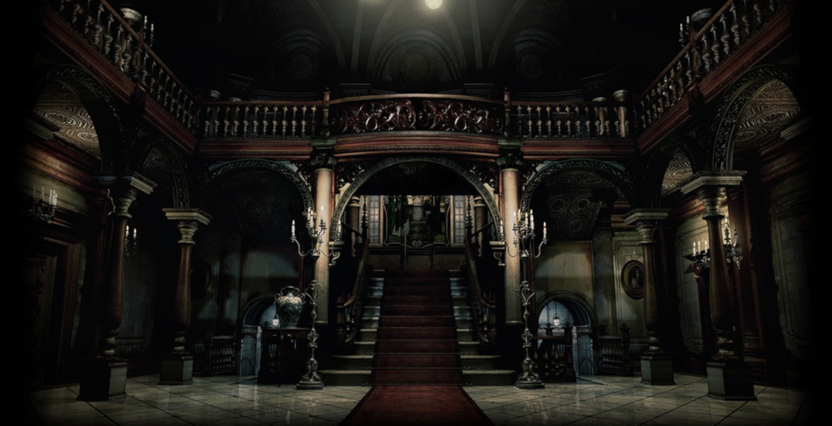 Resident Evil and the Allure of Mansions | The Nexus