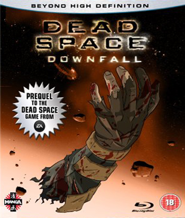 Dead Space Downfall Dead Space Aftermath Double Pack Z2