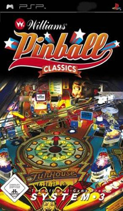 Williams Pinball Classics   Sony PSP Second Hand   For Sale