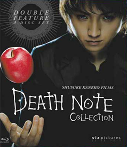 Death Note Collection (Blu-ray) [A] | Misc  DVD Second Hand