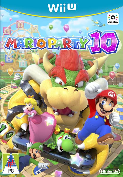 Mario Party 10   Wii U Games   For Sale Online at Nexus Retail