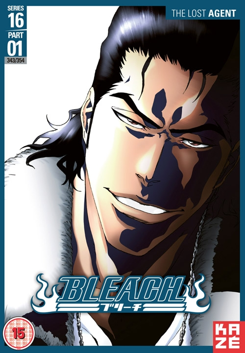 Bleach Complete Series 16 Part 01 [Z2] | Anime Boxsets | For
