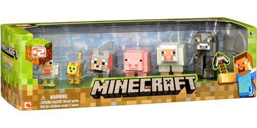 Minecraft Series 2 Animal Mobs