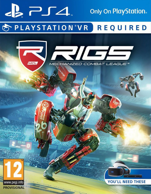 RIGS: Mechanized Combat League (PlayStation VR Required)