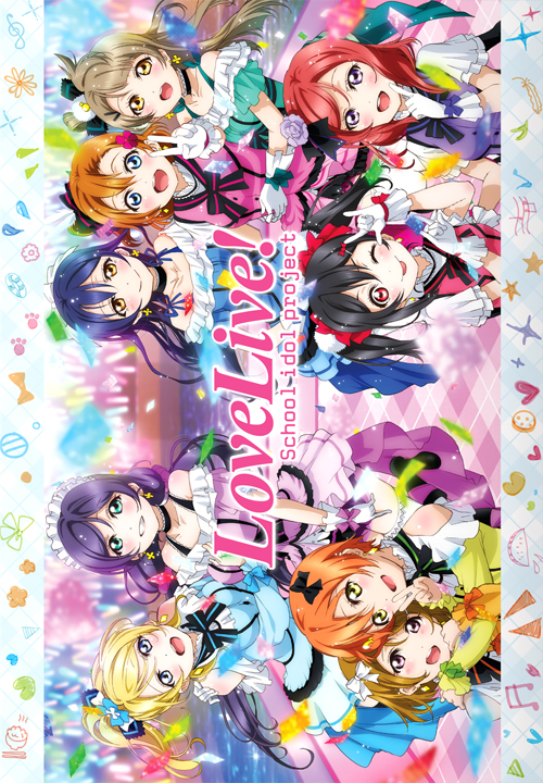 Love Live! School Idol Project Season 2 Limited Edition (Blu