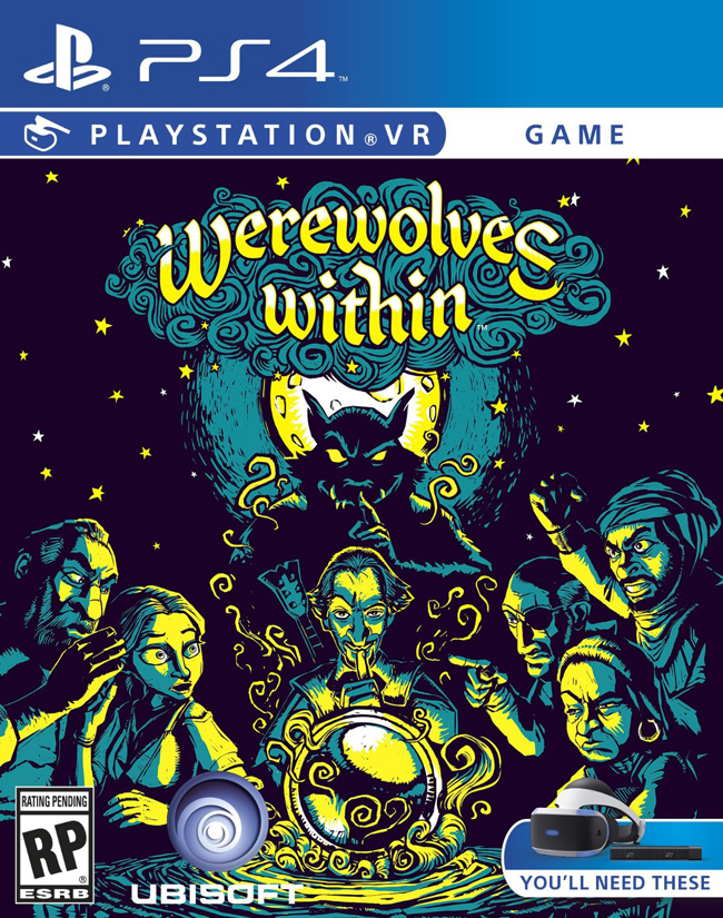 Werewolves Within (PlayStation VR Required)