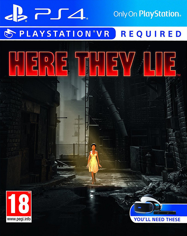 Here They Lie (PlayStation VR Required)
