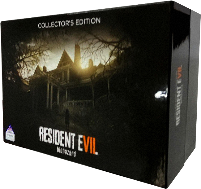 Resident Evil 7 Biohazard Collector S Edition Playstation Vr