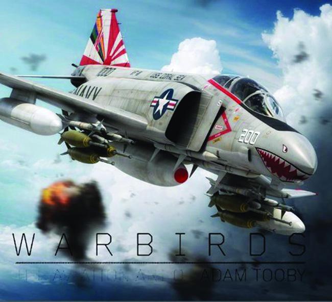 Warbirds Aviation Art of Adam Tooby (HC)   Artbooks   For