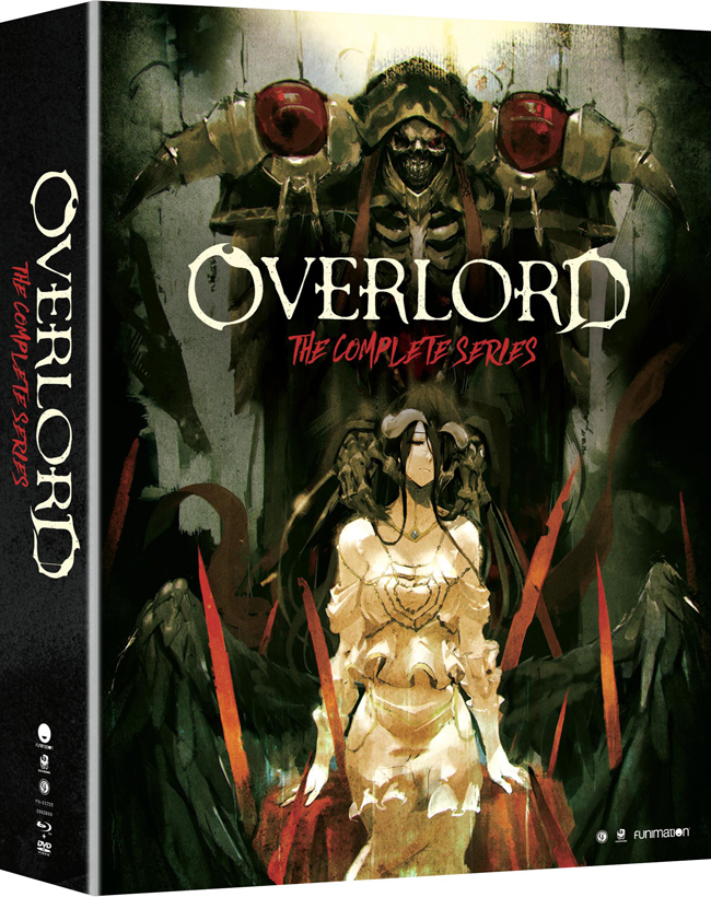 Overlord Complete Collection (Blu-ray) [B] | Anime Boxsets