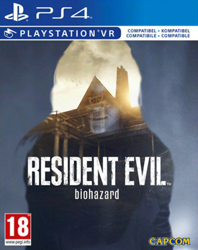 Resident Evil 7 biohazard Lenticular Edition (PlayStation VR Compatible)