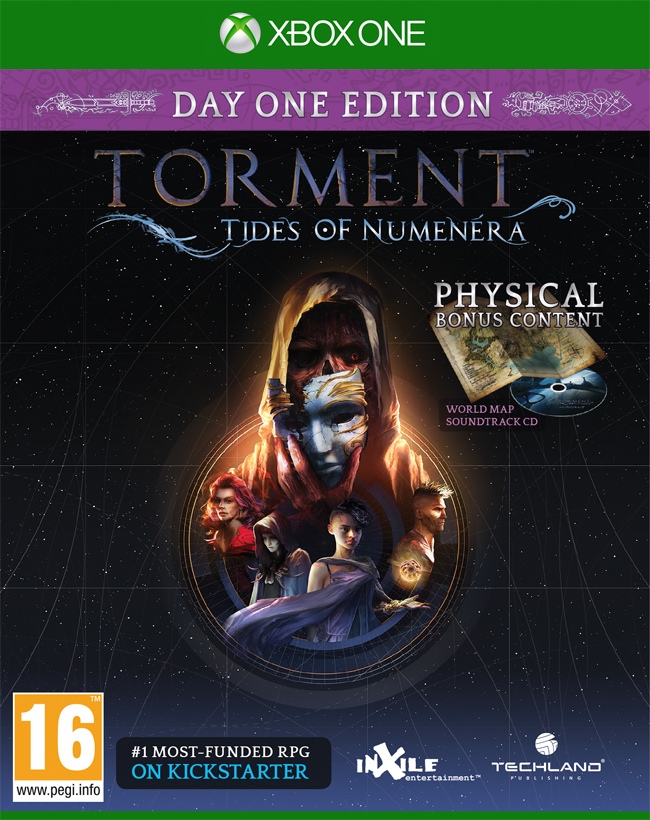 Torment: Tides of Numenera Day One Edition